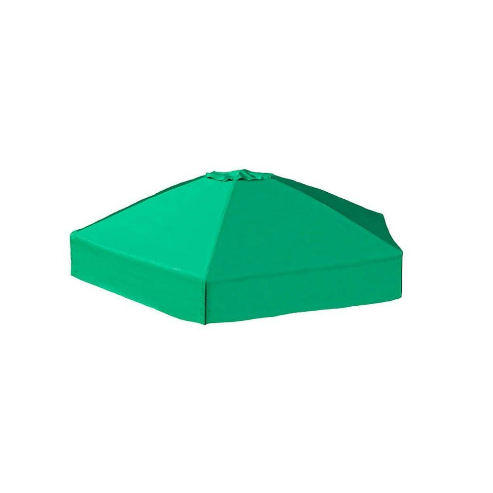 Telescoping Hexagon Sandbox Canopy/Cover