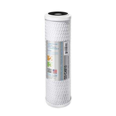 Ultimate 10 in. Carbon Replacement Filter