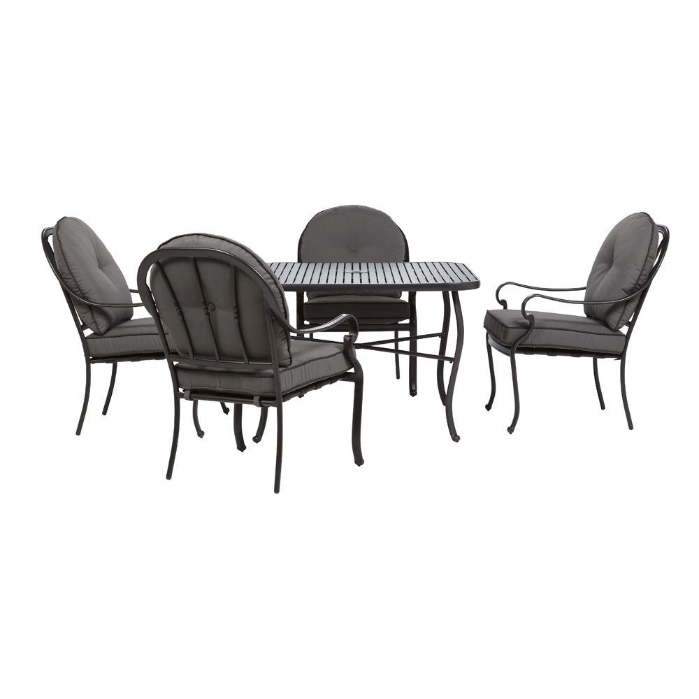 Home Decorators Collection Winsor 5-Piece Patio Dining Set