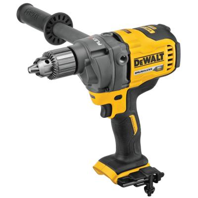 FLEXVOLT 60-Volt MAX Cordless Brushless 1/2 in. Mixer/Drill with E-Clutch (Tool-Only)