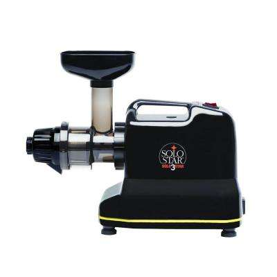Solostar Single Auger Juicer