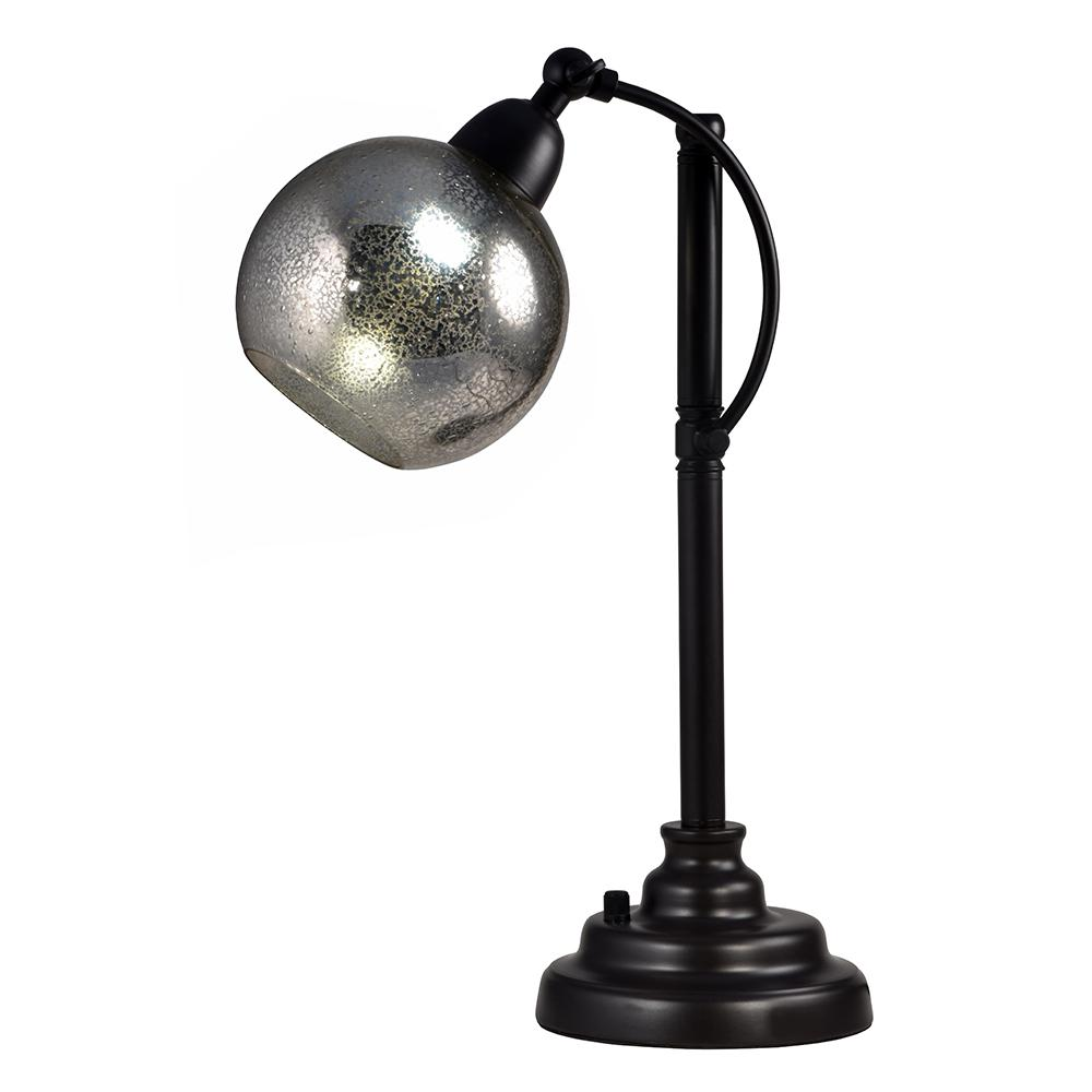 Springdale lighting alexandria 21 in oil rubbed bronze desk lamp springdale lighting alexandria 21 in oil rubbed bronze desk lamp with glass shade aloadofball Image collections