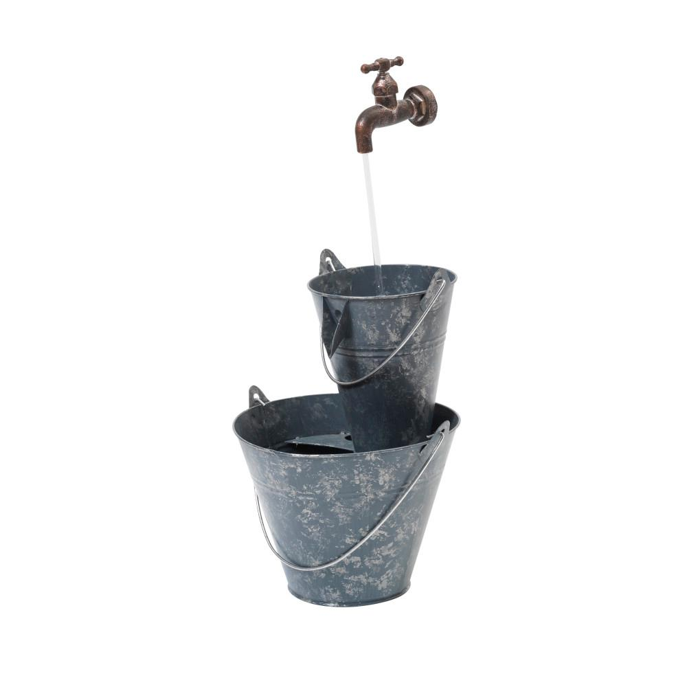 Antique Pail Water Fountain