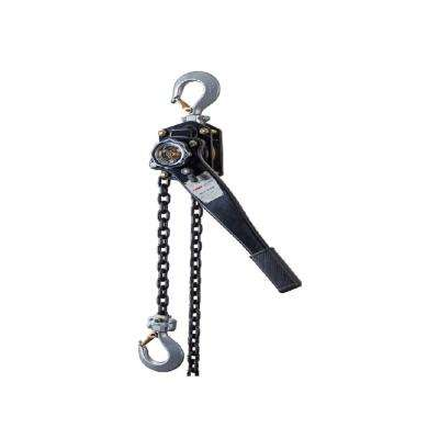 1-1/2-Ton 20 ft. Heavy-Duty Lever Hoist