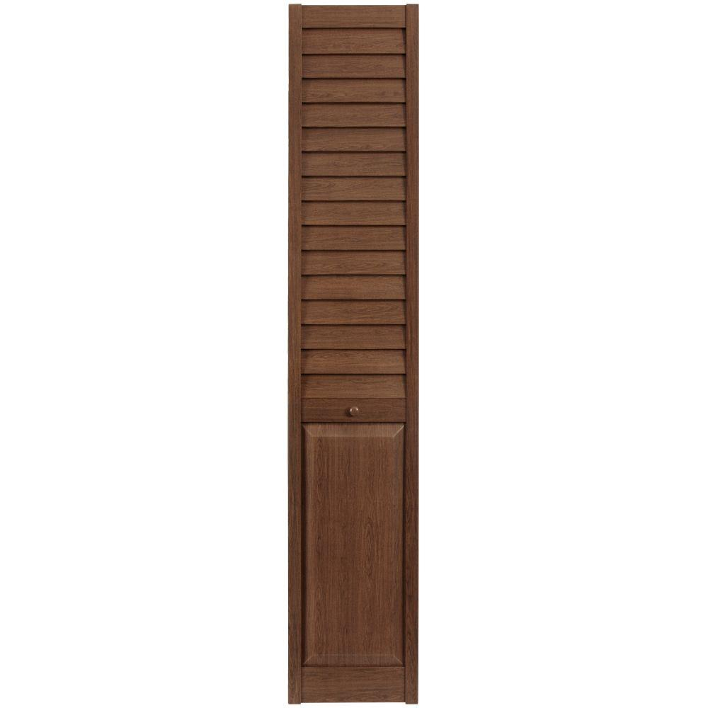 Home fashion technologies 24 in x 80 in 3 in louver for 18 inch louvered door