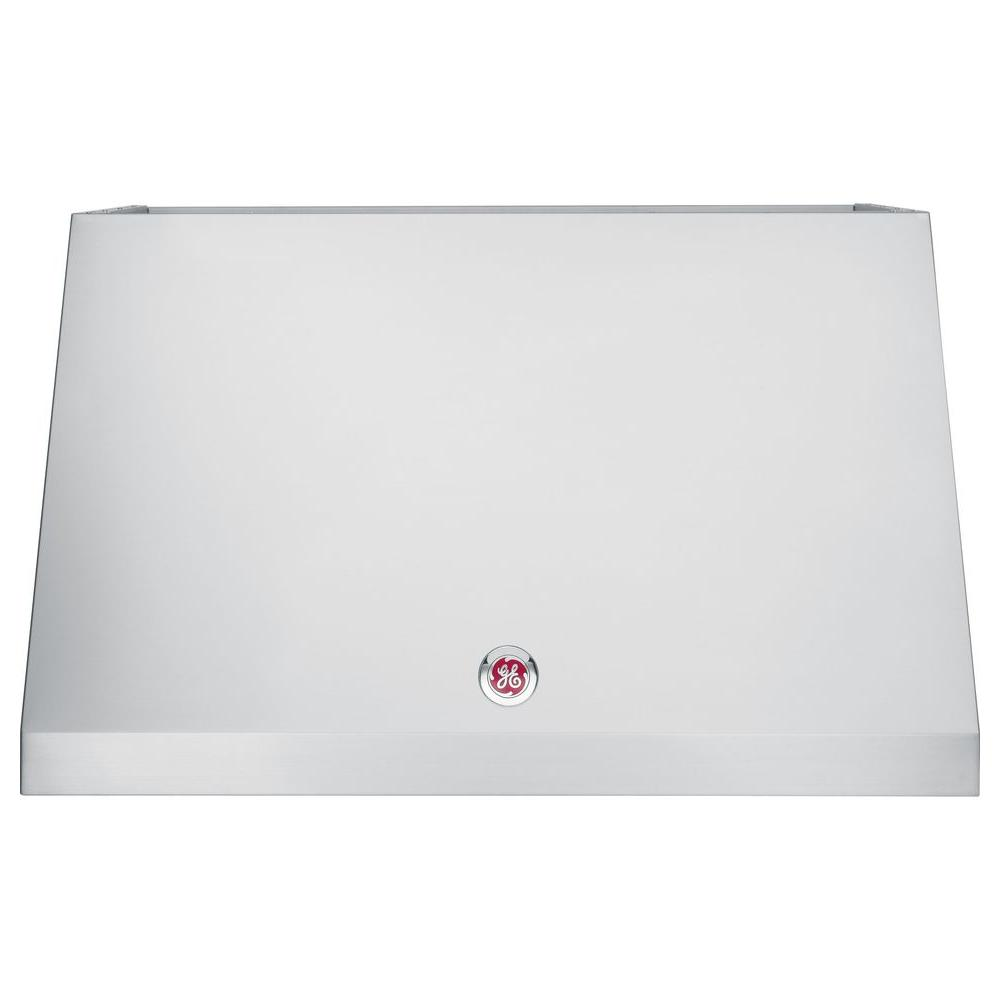 36 in. Commercial Wall Mount Range Hood in Stainless Steel