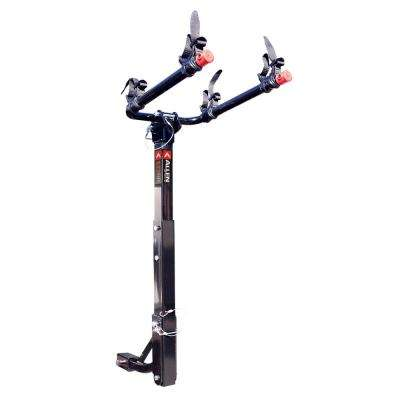 70 lbs. Capacity 2 Bike Vehicle 2 in. and 1.25 in. Hitch Bike Rack
