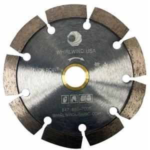 Whirlwind usa 45 in 9 teeth segmented tuck point diamond blade for 9 teeth segmented tuck point diamond blade for dry or wet cutting concrete and mortar ksp 45 the home depot keyboard keysfo Image collections