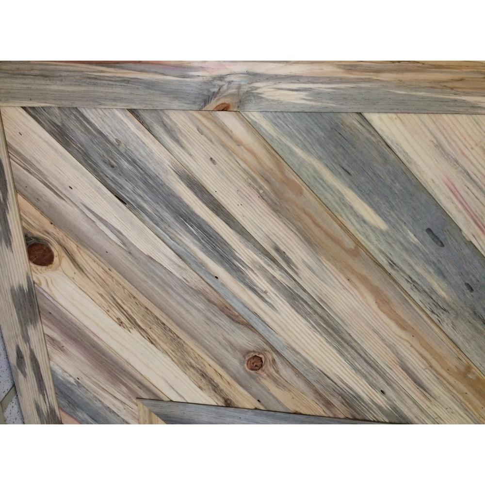 S4s 3 And Better Blue Stain Pine Trim Board 261968 The Home Depot