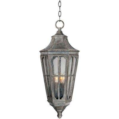 Beacon Hill Vivex 3-Light Sienna Outdoor Hanging Lantern