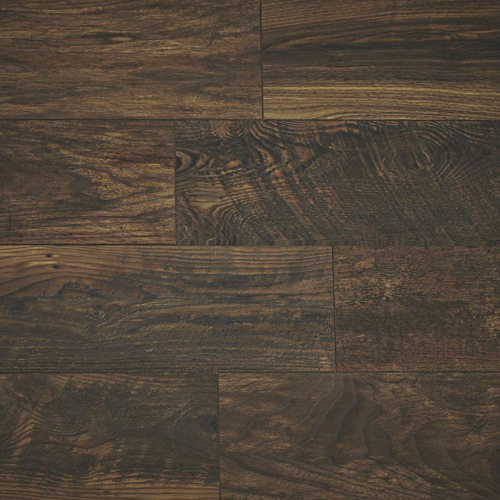 Home Decorators Collection Copper Wood Fusion 12 mm Thick x 6-1/8 in. Wide x 50-4/5 in. Length Laminate Flooring (17.44 sq. ft. /case)