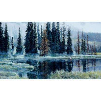 15 ft. x 9 ft. Heaven on Earth Wall Mural