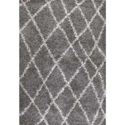 Alvera Easy Grey 11 Ft X 14 Area Rug