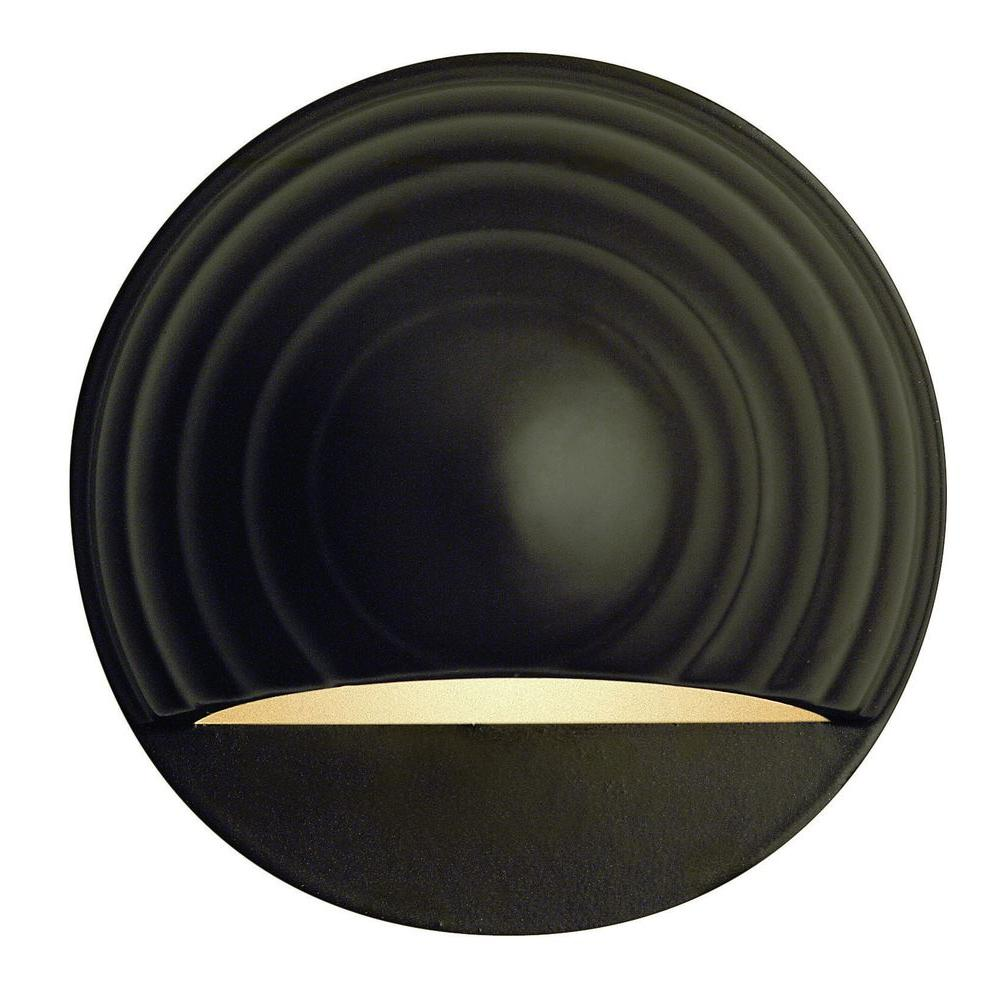 Bronze Recessed LED Outdoor Deck Light