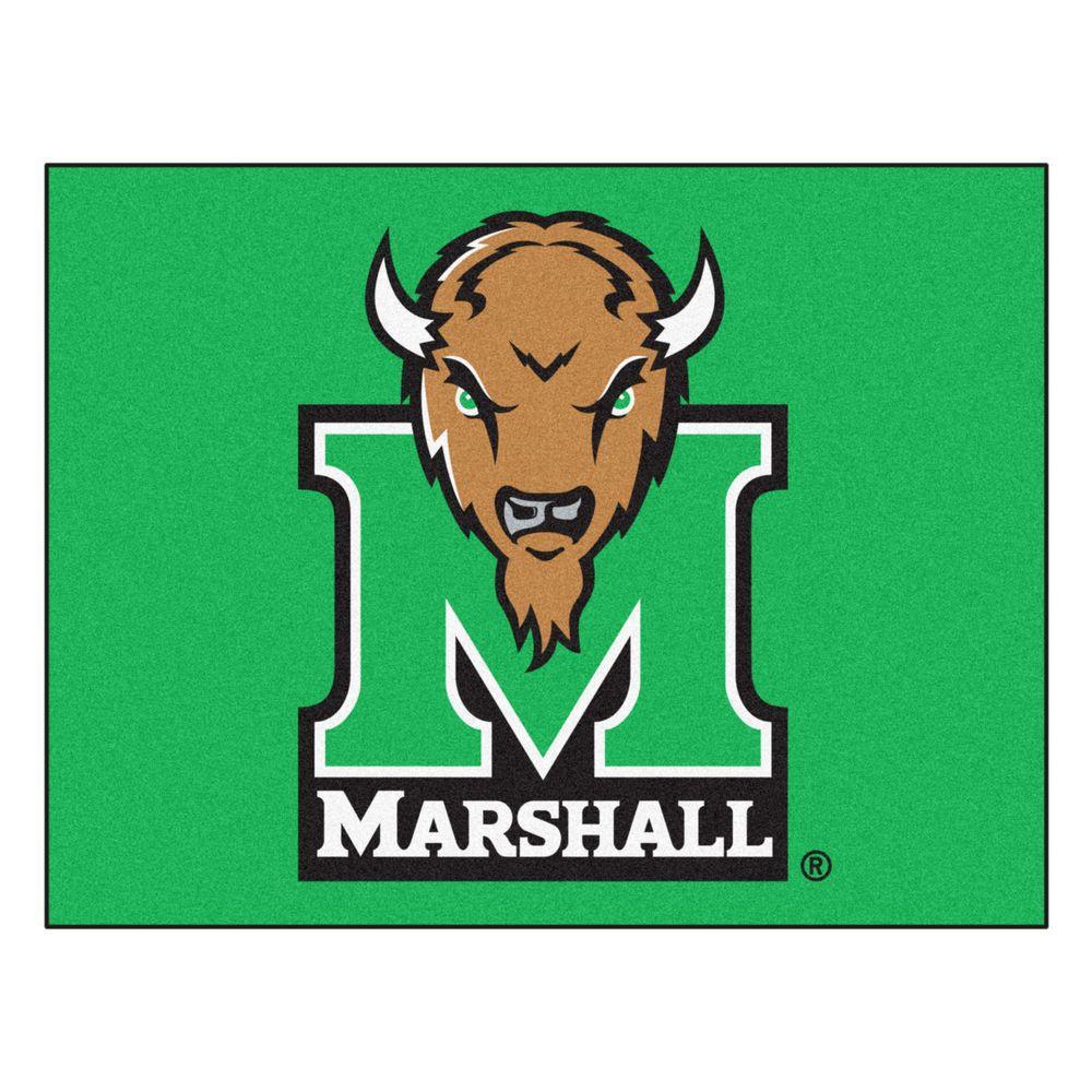 Marshall University 3 ft. x 4 ft. All-Star Rug