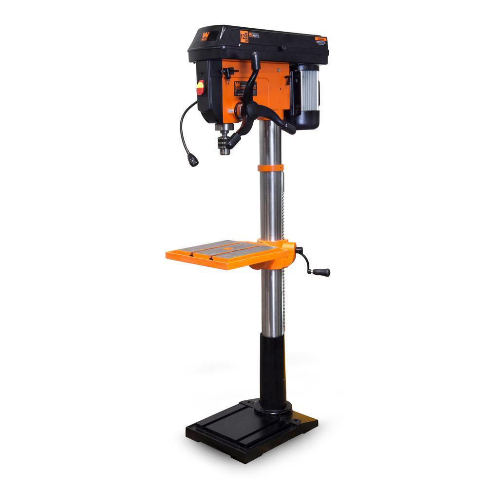 Wen 13 Amp 17 inch Twelve-Speed Floor Standing Drill Press by WEN