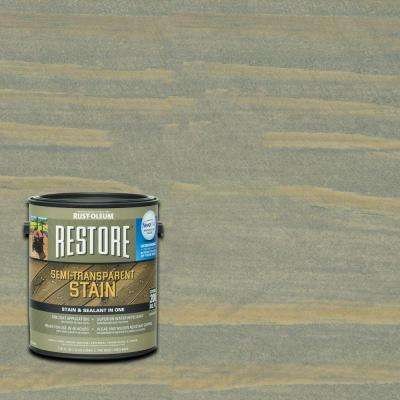 1 gal. Semi-Transparent Stain Granite with NeverWet