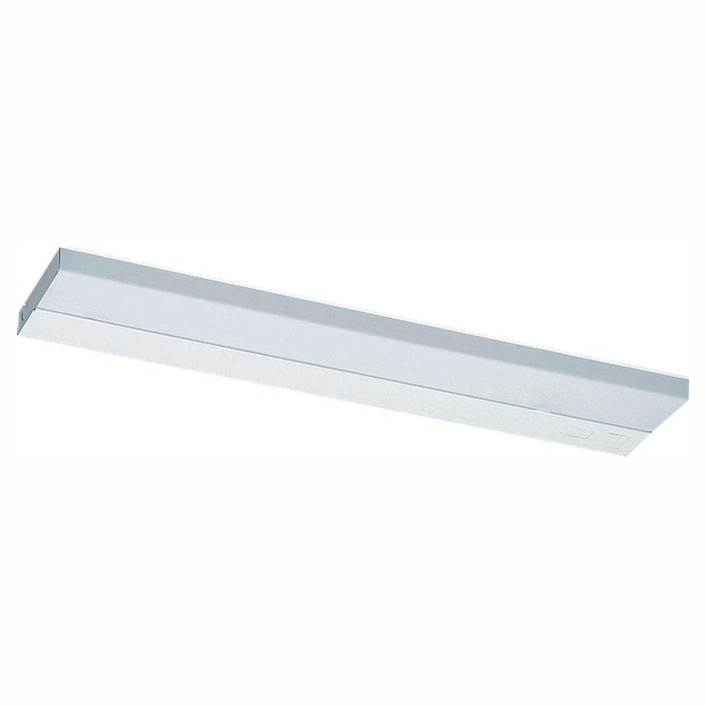 Sea Gull Lighting Undercabinet 2-Light Fluorescent White