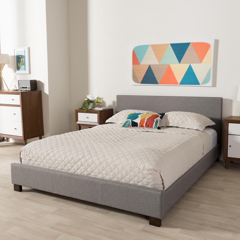 Queen Beds Amp Headboards Bedroom Furniture The Home Depot