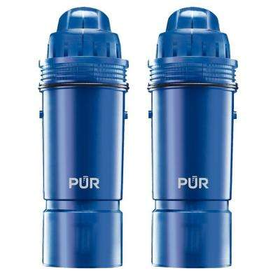 Pitcher Refill Filters (2-Pack)