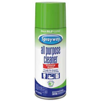 15 oz. Sprayway All Purpose Cleaner with Kill Claim