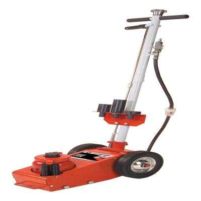 22-Ton Air/Hydraulic Axle Jack with Extension Kit (3-Piece)