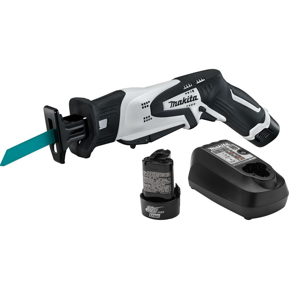 12-Volt MAX Lithium-Ion Reciprocating Saw Kit