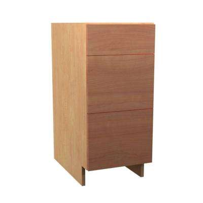 12 in. W x 21 in. D x 34.5 in. H Vanity Cabinet Only in Easton Cumin