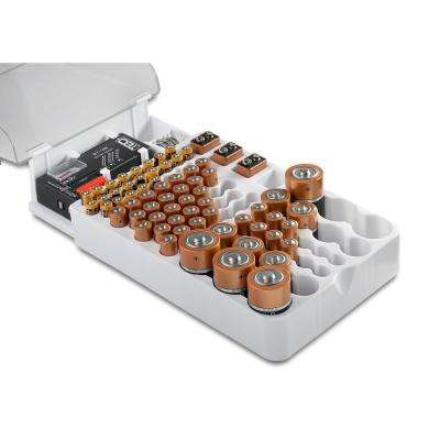 Battery Master - the Ultimate Battery Organizer
