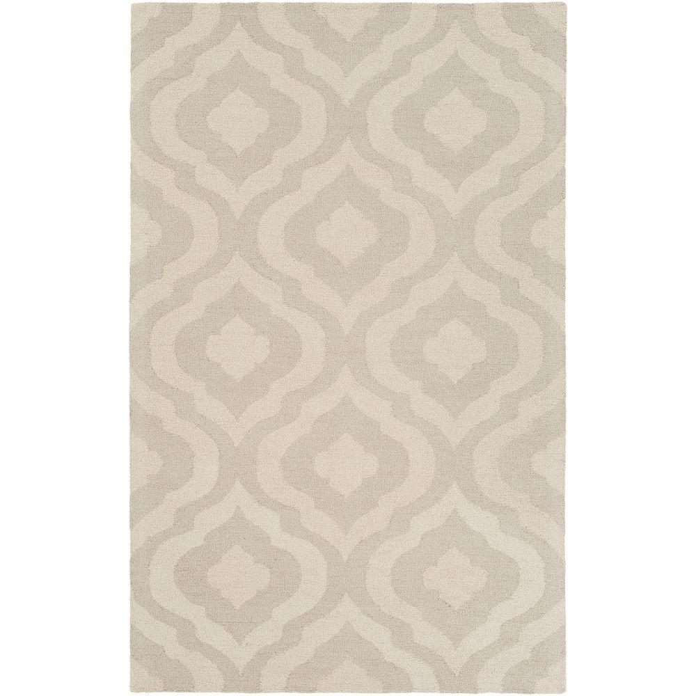 Impression Whitney Beige 8 ft. x 10 ft. Indoor Area Rug