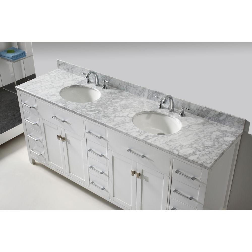 78 In W Bath Vanity Cabinet Only