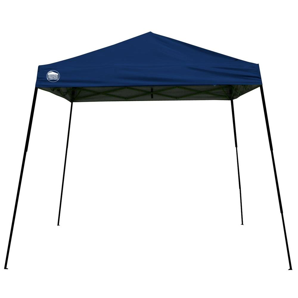Shade Tech ST64 8 ft. x 8 ft. Instant Canopy in Midnight Blue  sc 1 st  Home Depot & Shade Tech ST64 8 ft. x 8 ft. Instant Canopy in Midnight Blue ...