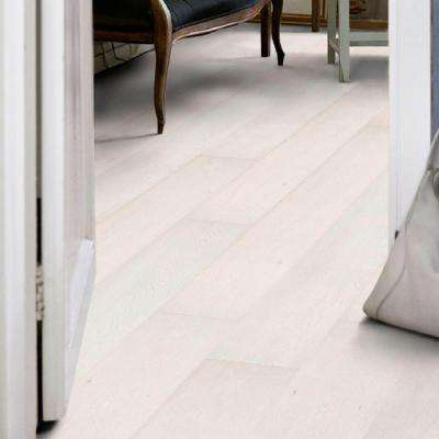Amsterdam Oak 35/64 in. Thick x 7-7/16 in. Wide x 73-15/64 in. Length Engineered Hardwood Flooring (22.70 sq. ft./case)