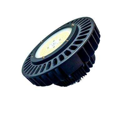 UFO Helix G2 150-Watt 5000K Black Integrated LED High Bay
