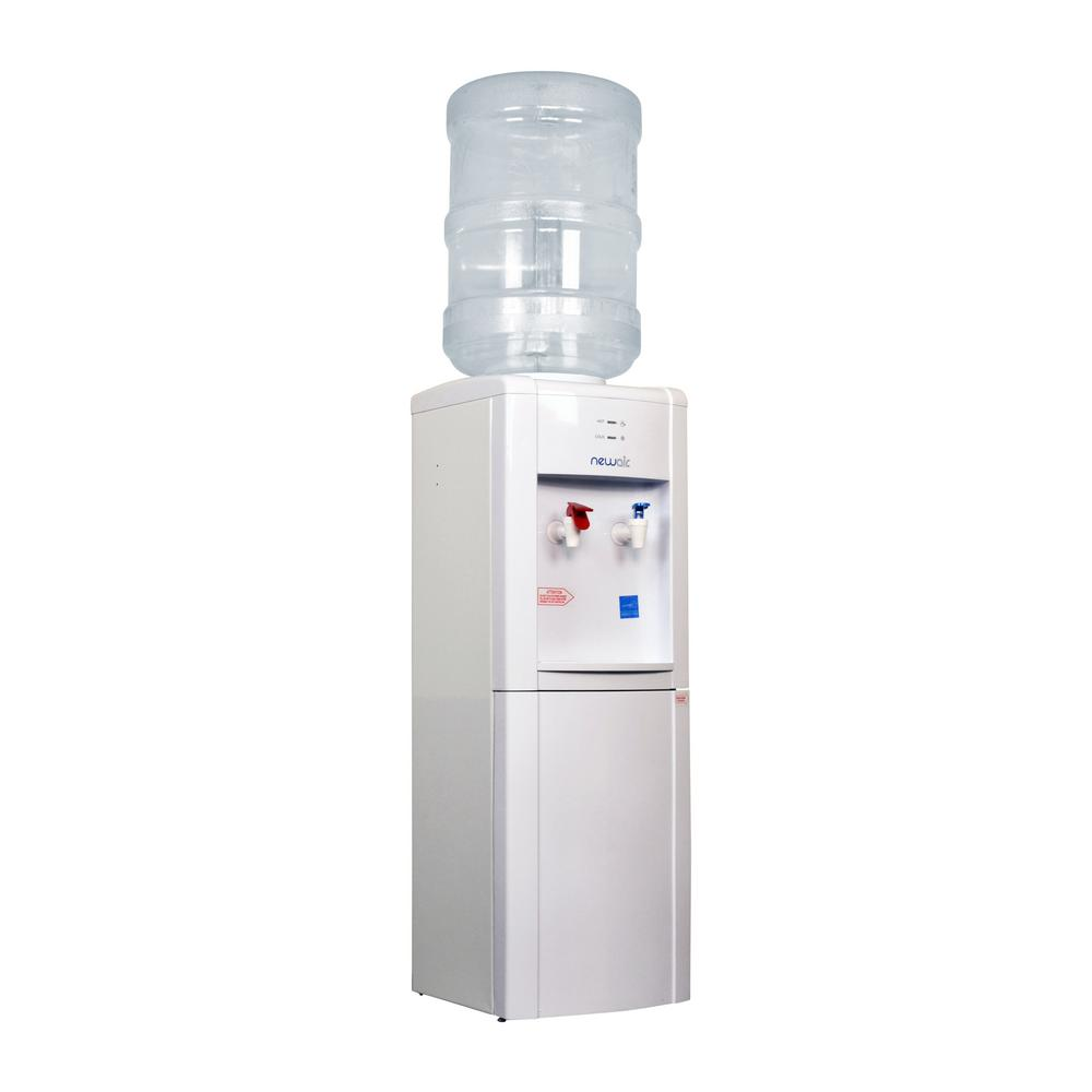 NewAir Water Dispenser in White, Whites