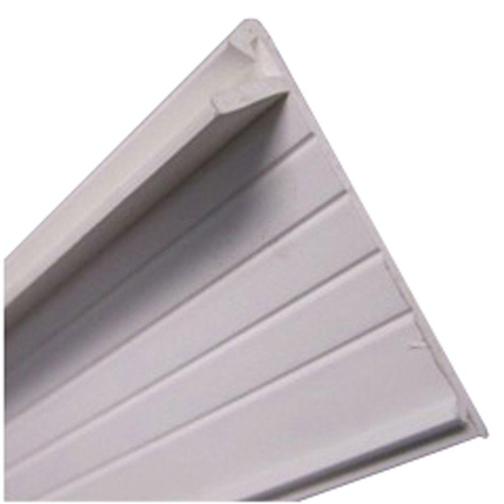 Jeld Wen Vinyl Flush Fin Adaptor 22710 The Home Depot