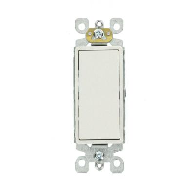 leviton decora 15 amp 3-way switch, white-r62-05603-2ws - the home depot  the home depot