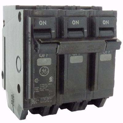 60 Amp 3 in. 3-Pole Circuit Breaker