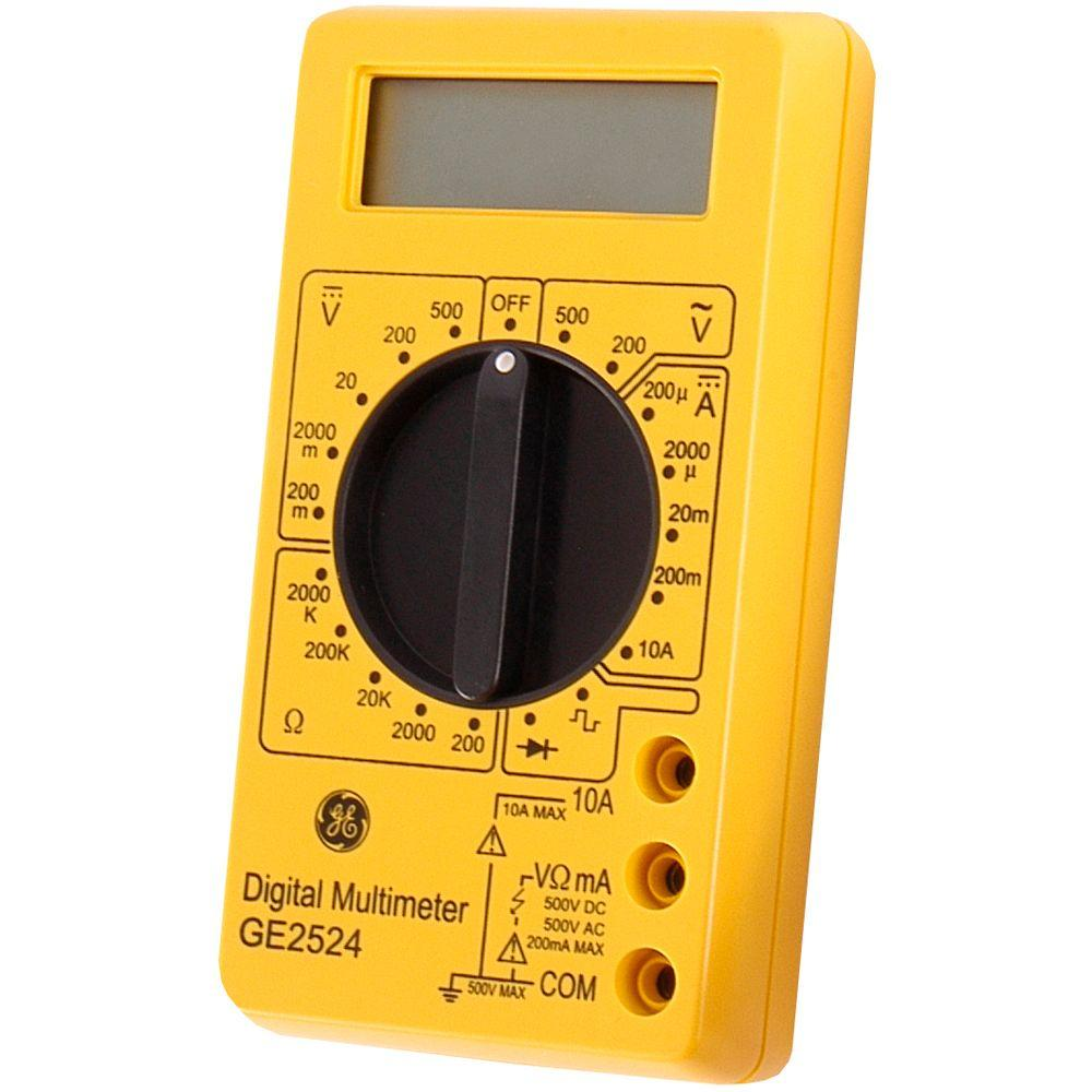 500-Volt Digital Multimeter