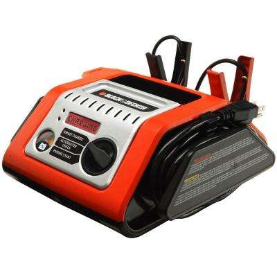 25-Amp Simple Battery Charger with 75-Amp Engine Start