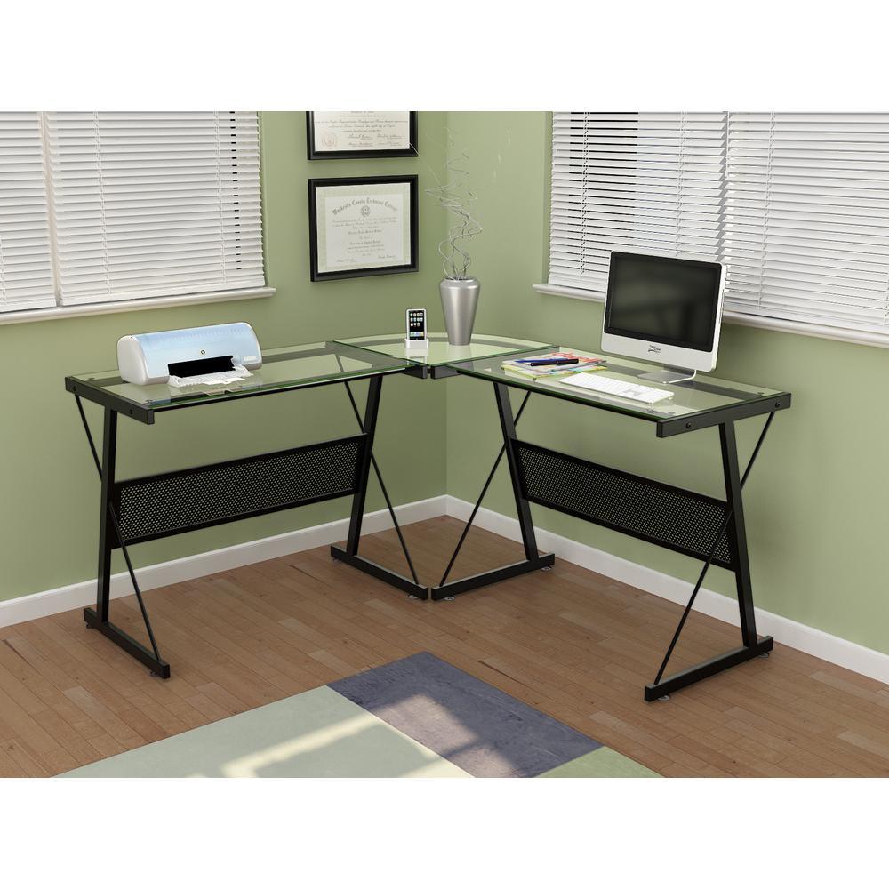 Z Line Designs Corner Computer Desk Desk Ideas