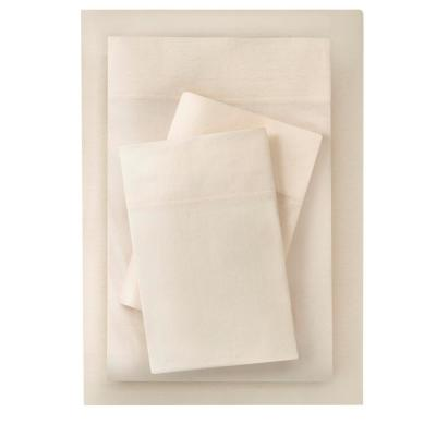 Solid Jersey Knit Sheet Set