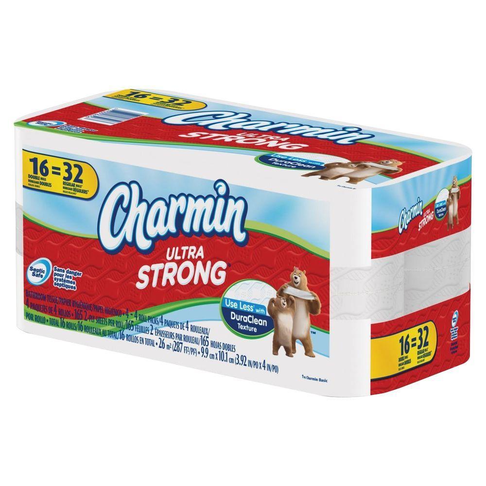 Bathroom Tissue 2-Ply (165 Sheets per Roll)