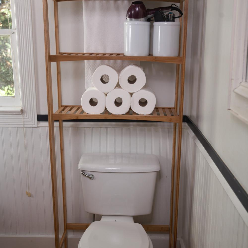 New Ridge Home Natural Space Saver