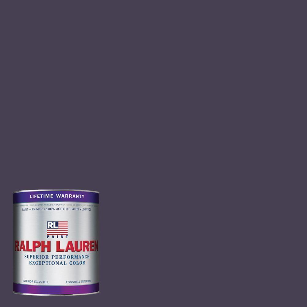 Ralph Lauren 1-qt. Purple Bronze Eggshell Interior Paint