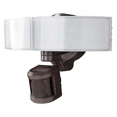 270 Degree Bronze LED Bluetooth Motion Outdoor Security Light