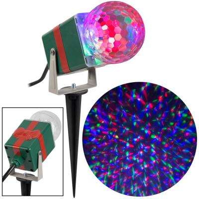 RGB Christmas LightShow Projection Kaleidoscope
