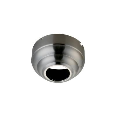 Brushed Steel Slope Ceiling Adapter