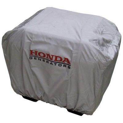 EU3000is Generator Silver Cover with Honda Logo