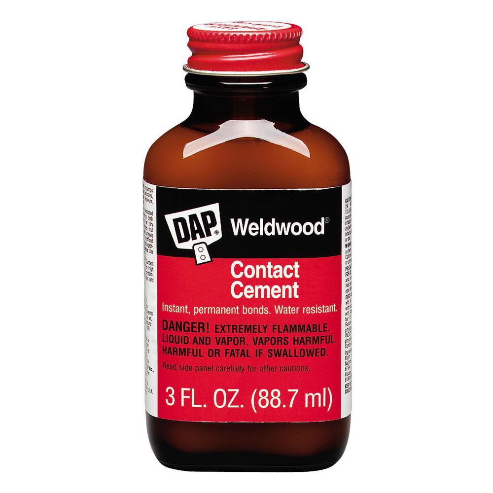 DAP Weldwood 3 fl. oz. Original Contact Cement